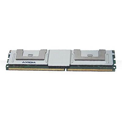 Axiom Memory AX2800F5V/4G DDR2 - 4 GB - FB-DIMM 240-pin - 800 MHz / PC2-6400 - CL5 - fully buffered - ECC