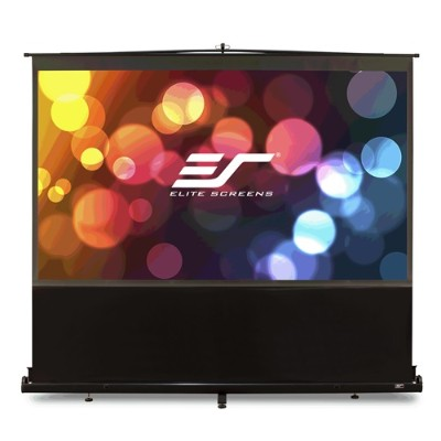Elite Screens F84NWH 84 ezCinema Projector Screen