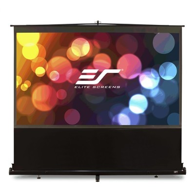 Elite Screens F84NWV 84 ezCinema Projector Screen