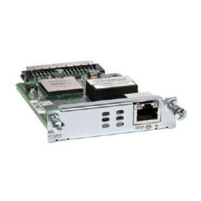 Cisco HWIC-1T High-Speed - Expansion module - HWIC - RS-232  RS-530  X.21  V.35  RS-449  RS-530A - for  1841  1841 ADSL2  1921 4-pair  1921 ADSL2+  1921 T1  19X