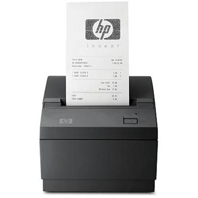 HP Inc. FK224AA USB Single Station Thermal Receipt Printer