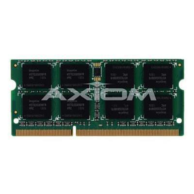 Axiom Memory AX31066S7S/2G DDR3 - 2 GB - SO-DIMM 204-pin - 1066 MHz / PC3-8500 - CL7 - unbuffered - non-ECC