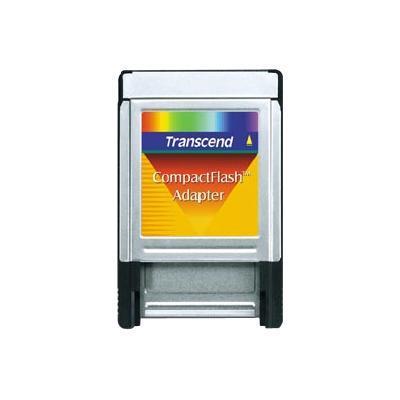 Transcend TS0MCF2PC Card adapter (CF I) - PC Card