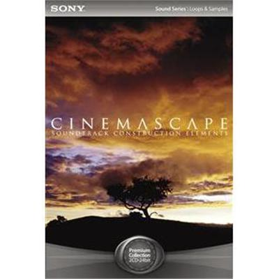 Cinemascape Soundtrack Construction Elements - complete package