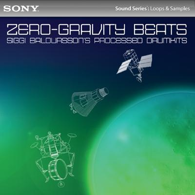 Siggi Baldursson: Zero-Gravity Beats - complete package