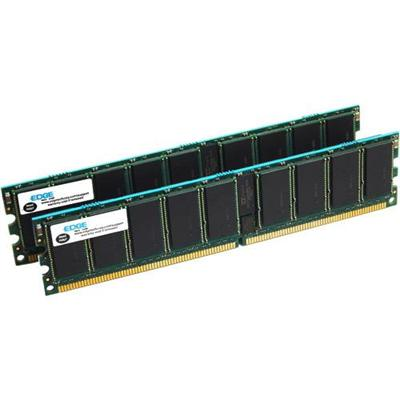 Edge Memory PE21928402 16GB (2X8GB) PC2-5300 667MHz DDR2 SDRAM DIMM 240-pin ECC Memory Module