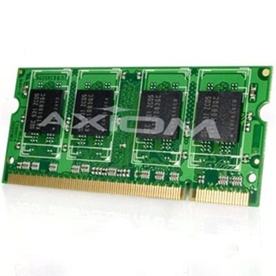 Buy 2GB (1x2GB) DDR3-1066MHz SODIMM for Apple MacBook and Mac Mini by Axiom Memory