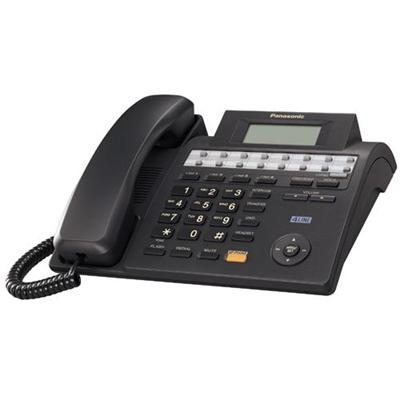 KX TS4100B - corded phone