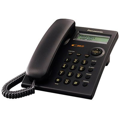 KX TSC11B - corded phone w/ call waiting caller ID