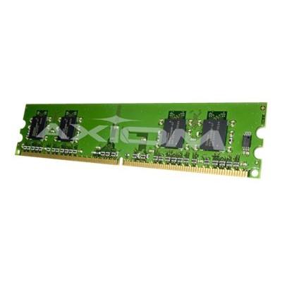 Axiom Memory AX2400N3Q/1G DDR2 - 1 GB - DIMM 240-pin - 400 MHz / PC2-3200 - CL3 - 1.8 V - unbuffered - non-ECC