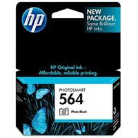 HP 564 Photo Black Ink Cartridge