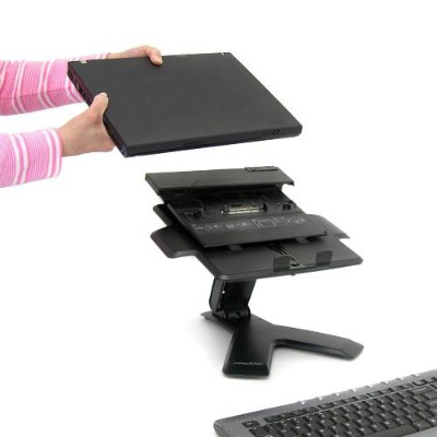 Ergotron 33-334-085 Neo-Flex Notebook Lift Stand - Notebook stand - black