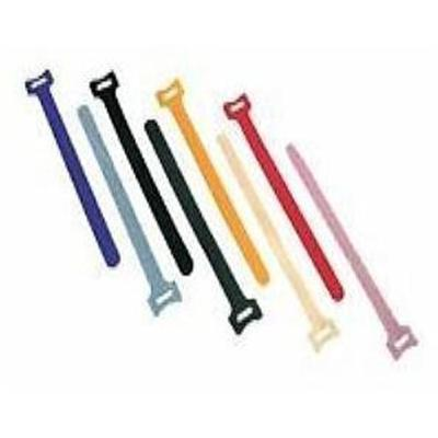 Cables To Go 43231 Cable tie - 6 in - black (pack of 50)