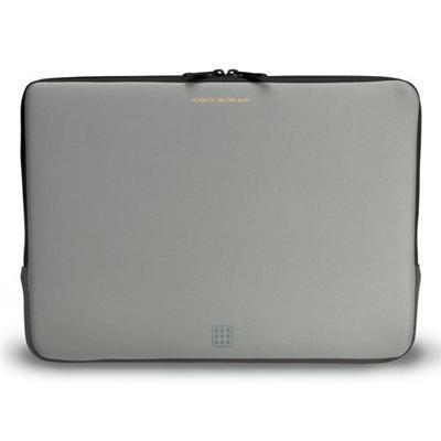 Second Skin 9 Dot Neoprene Laptop Sleeve For 15.4 Widescreen Pc - Gray