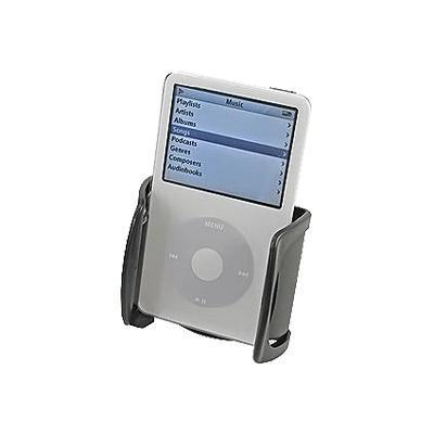 Bracketron IPM-202-BL Mobile iPod Docking Kit - Black