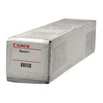 Canon 0834V778 Polypropylene Matte Banner Material  7mil  130gsm  36 x 100' Roll