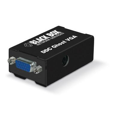 Black Box ACS2100A VGA DDC Ghost - EDID reader / writer - VGA