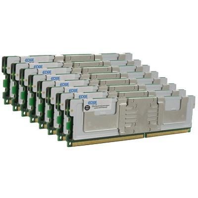 Edge Memory PE21735808 Additional 64GB (8x8GB) PC2-5300 667MHz DDR2 SDRAM Fully Buffered DIMM 240-pin ECC