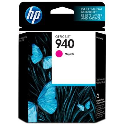 HP Inc. C4904AN#140 940 - Magenta - original - blister - ink cartridge - for Officejet Pro 8000  8500  8500 A909a  8500A  8500A A910a