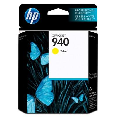 HP Inc. C4905AN#140 940 - Yellow - original - ink cartridge - for Officejet Pro 8000  8500  8500 A909a  8500A  8500A A910a