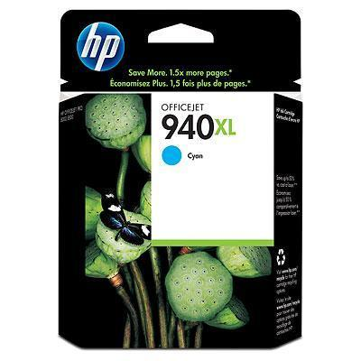 940XL Cyan Officejet Ink Cartridge