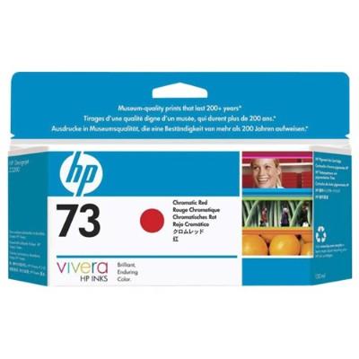 HP Inc. CD951A 73 - 130 ml - chromatic red - original - ink cartridge - for DesignJet Z3200  Z3200ps