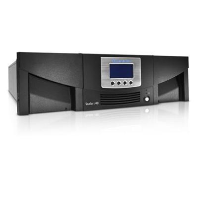 Quantum SLBBL-NSYC-0001 Installation and Configuration Zone 1 - Installation / configuration - on-site - for  SuperLoader 3  Scalar 24  50  50e  i500