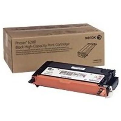 Black High Capacity Print Cartridge for Phaser 6280