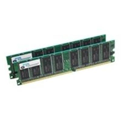 EDGE Tech PE21573602 DDR3 - 4 GB : 2 x 2 GB - DIMM 240-pin - 1333 MHz / PC3-10600 - unbuffered - non-ECC - for Dell XPS 730  730 H2C  ECS X58  Gigabyte GA-EX58