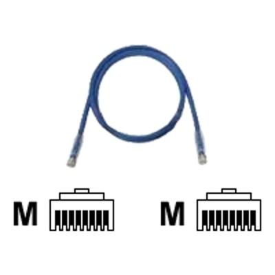 Panduit UTPSP10BUY 10ft TX6 PLUS CAT6 Copper Patch Cord UTP Cable - Blue