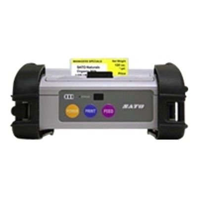 Sato America WWMB61070 MBi MB410i - Label printer - thermal paper - Roll (2.3 in) - 305 dpi - up to 243.3 inch/min - USB  serial  Bluetooth  IrDA