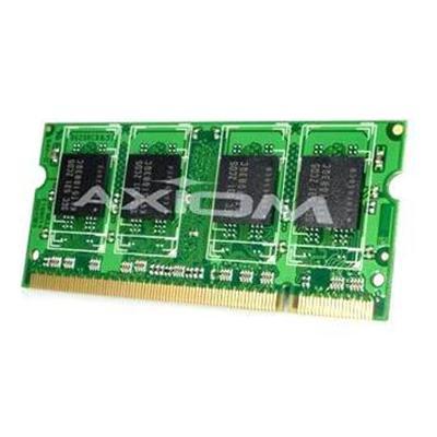 Axiom Memory GV576AA-AX 2GB PC2-6400 800MHz DDR2 SDRAM SODIMM 200-pin Unbuffered non-ECC Memory Module