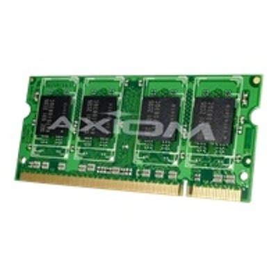 Axiom Memory 504600-001-AX AX - DDR2 - 1 GB - SO-DIMM 200-pin - 533 MHz / PC2-4200 - unbuffered - non-ECC - for Compaq Mini 700  701  702  705  730  731  732  7