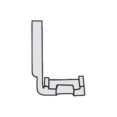 Polycom IP Lifter Accessory - Handset cradle attachment