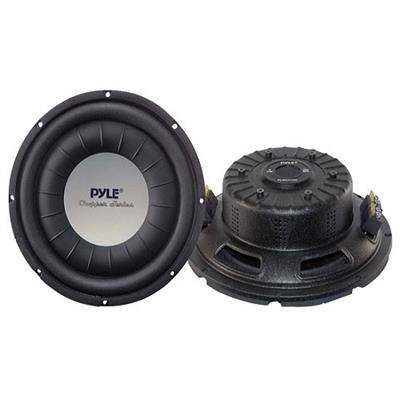 Pyle PLWCH10D 10'' 1000 Watt Ultra Slim DVC Subwoofer
