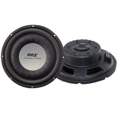 Pyle Plwch12d 12'' 1200 Watt Ultra Slim Dvc Subwoofer