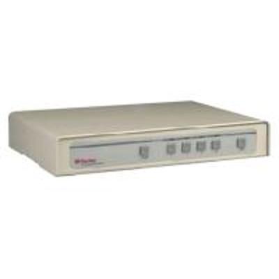 Raritan Computer CS4-PENT CompuSwitch CS4 - KVM switch - 4 x KVM port(s) - 1 local user - desktop
