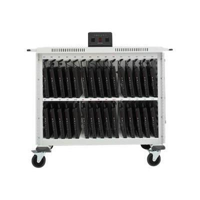 Discount Electronics On Sale Basics 30 Computer Intelligent Laptop Cart LAP30ULV-CT - cart