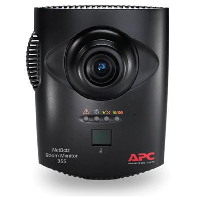 APC NBWL0355 Netbotz Room Monitor 355