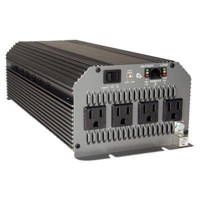 TrippLite PV1800HF 1800W PowerVerter Automotive/Truck Inverter with 4 Outlets