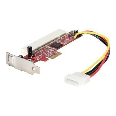 StarTech.com PEX1PCI1 PCI Express to PCI - PCIe x1 to PCI slot adapter