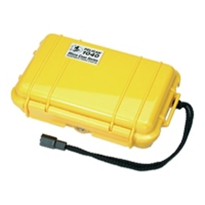 Pelican Products 1040-027-100 Micro Case 1040 - Case - yellow