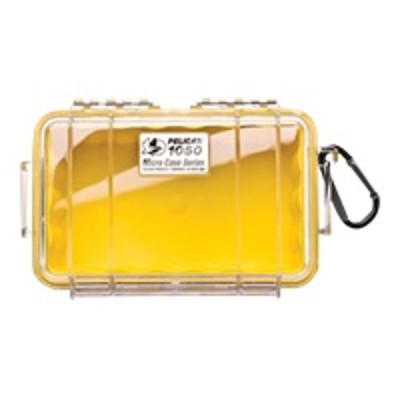 Pelican Products 1050-027-100 Micro Case 1050 - Case - yellow