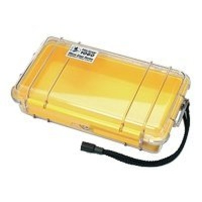 Pelican Products 1060-027-100 Micro Case 1060 - Case - yellow