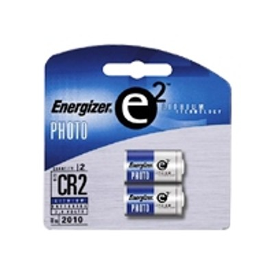 Energizer El1cr2bp2 E2 Photo El1cr2 - Camera Battery 2 X Cr2 Li 800 Mah