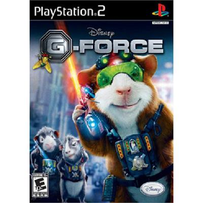 The G-Force  a group of highly-trained covert pig spy agents  is the only team that can save the world from an evil billionaire and his army of robot appliances.