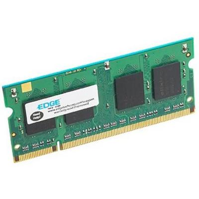 Edge Memory PE221515 1GB (1X1GB) 533MHz DDR2 SDRAM SODIMM 200-pin Unbuffered Non-ECC Memory Module