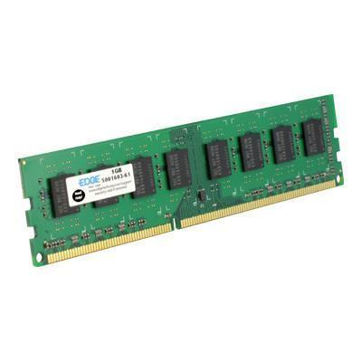 Edge Memory PE222208 DDR3 - 4 GB - DIMM 240-pin - 1333 MHz / PC3-10600 - registered - ECC