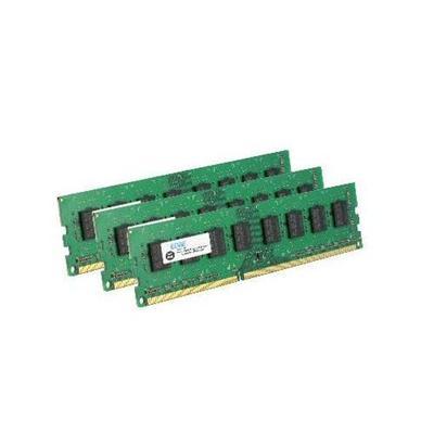 Edge Memory PE22219203 6GB (3X2GB) PC310600 DDR3 SDRAM DIMM 240-pin ECC Memory Module