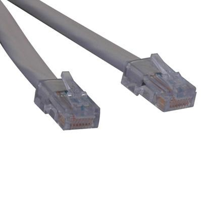 TrippLite N266-005 5ft T1 RJ48C ( RJ45-RJ45 ) Cross-Over Patch Cable